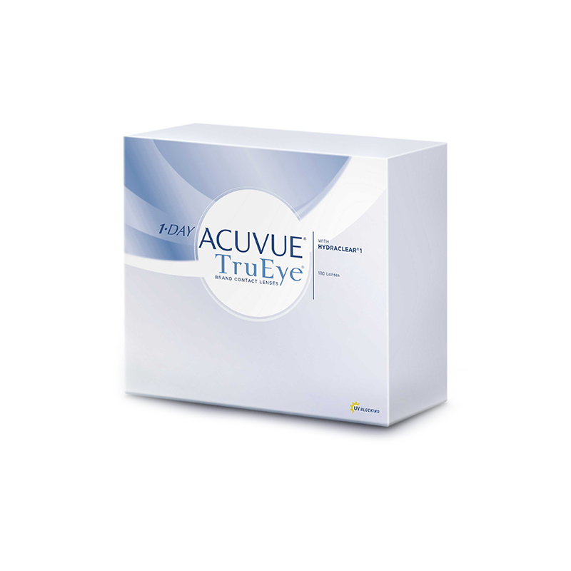 1-Day Acuvue TruEye (Cx 180)