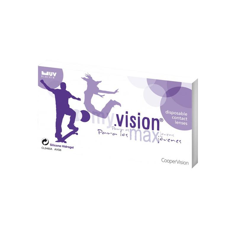 My Vision Max (Cx 6)