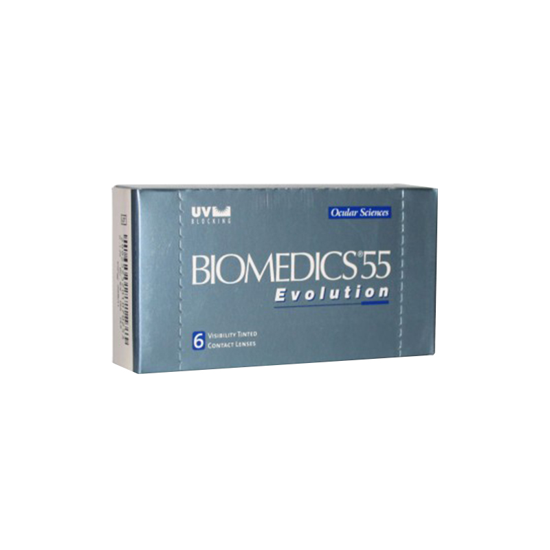 Biomedics 55 Evolution (Cx 6)