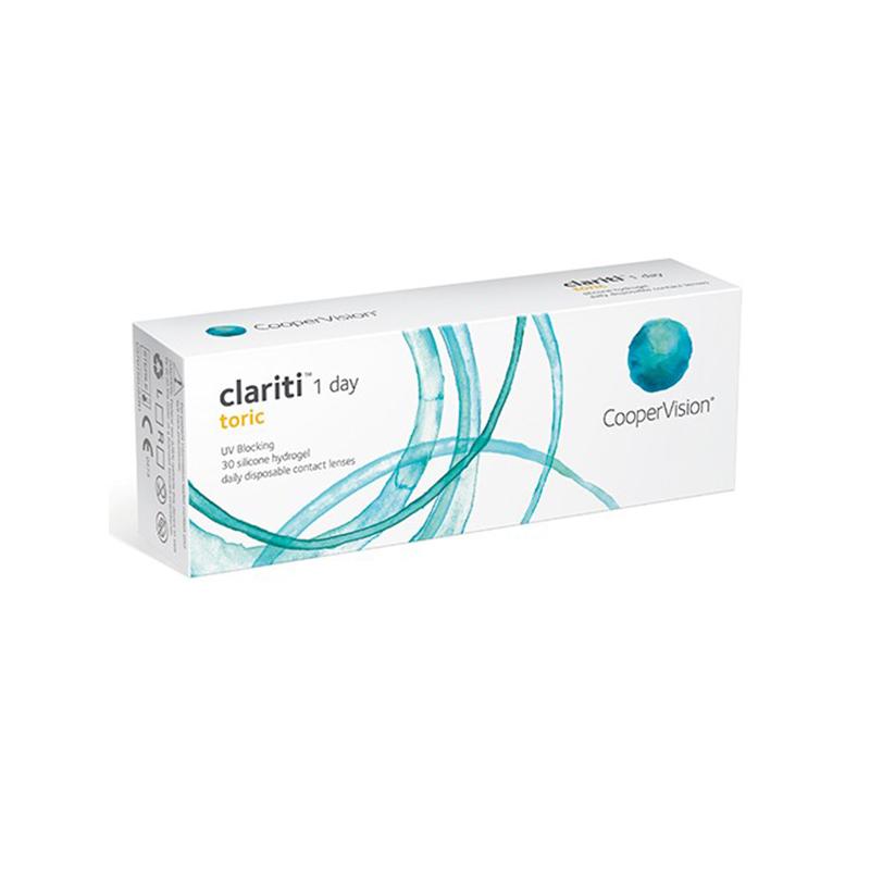 Clariti 1 Day Toric (Cx 30)