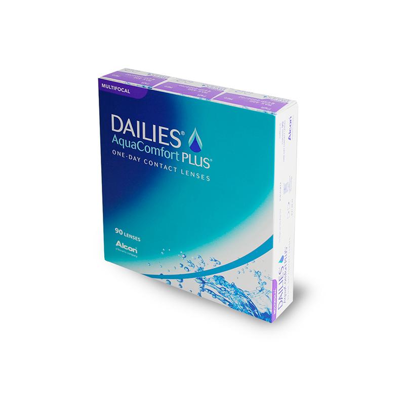 Focus Dailies Aqua Comfort Plus Multifocal (Cx 90)
