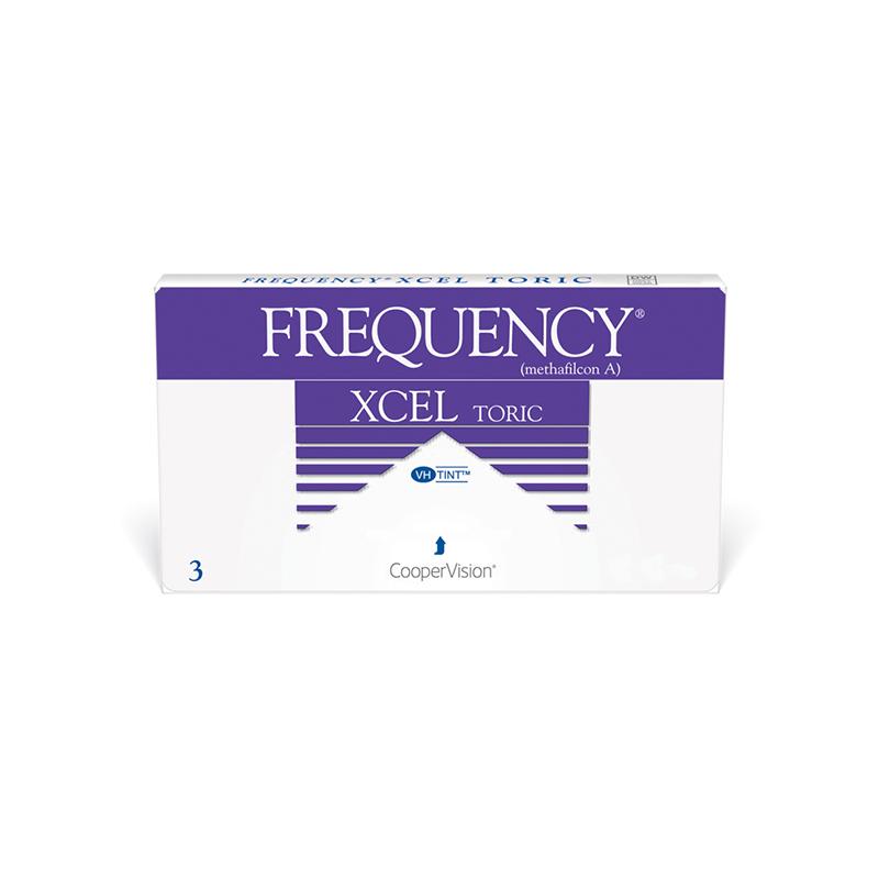 Frequency Xcel Tórica (Cx 3)