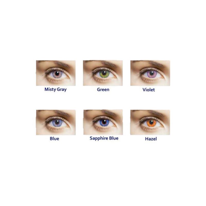 FreshLook Dimensions (cores)
