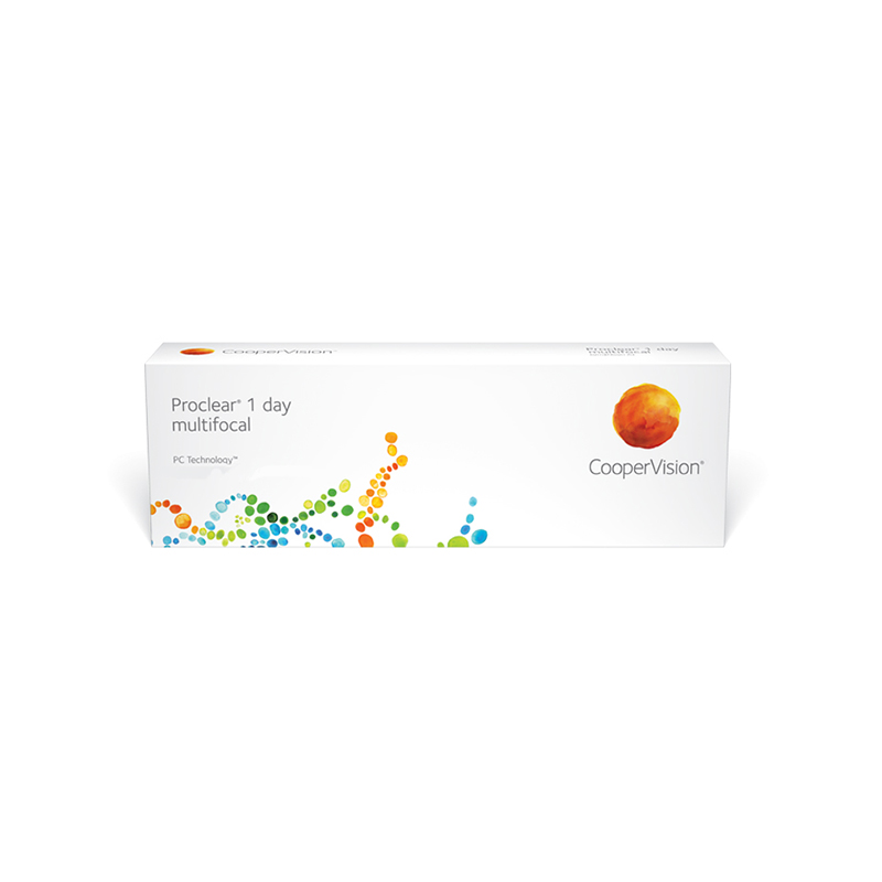 Proclear 1 Day Multifocal (Cx 30)