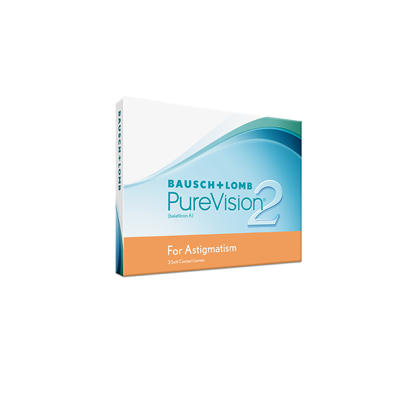 PureVision 2HD Tóricas (Cx 3)